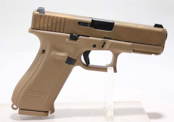GLOCK Pistole 19X COYOTE 9mm Luger