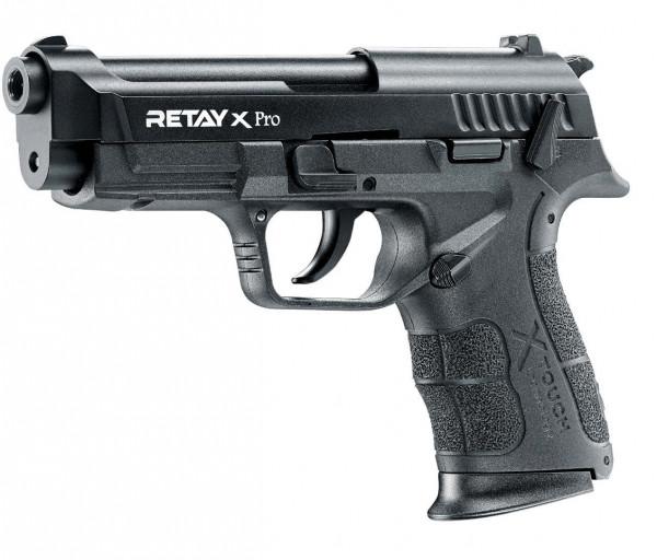 Retay X-Pro Black Schreckschuss Pistole 9mm