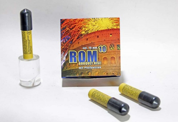 ROM Pyropatronen 20 Stück