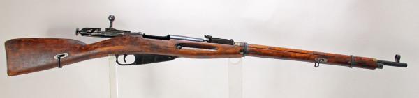 Russisches Mosin Nagant Gewehr M91 lang