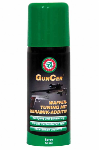 GUNCER Waffenöl Spray 50 ml