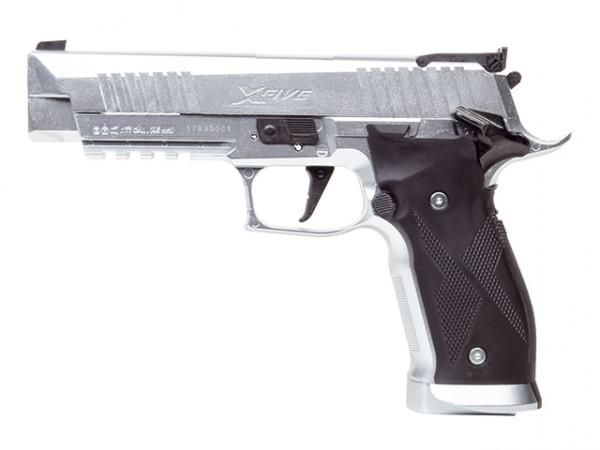 Sig Sauer X-FIVE Pistole CO2