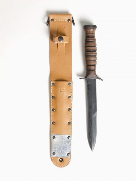 Kampfmesser US M 3 mit Scheide M8