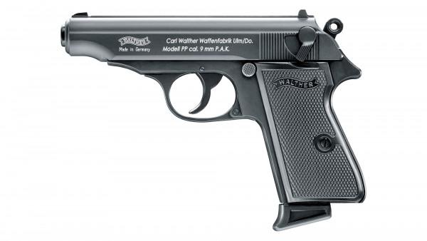 Walther PP Schreckschuss Pistole 9mm