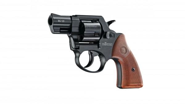 "RÖHM Schreckschuss Revolver RG 59 ""LE PETIT"" 9 mm"