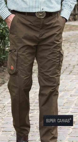Shooterking FOREST Hose OLIVE 4XL-60