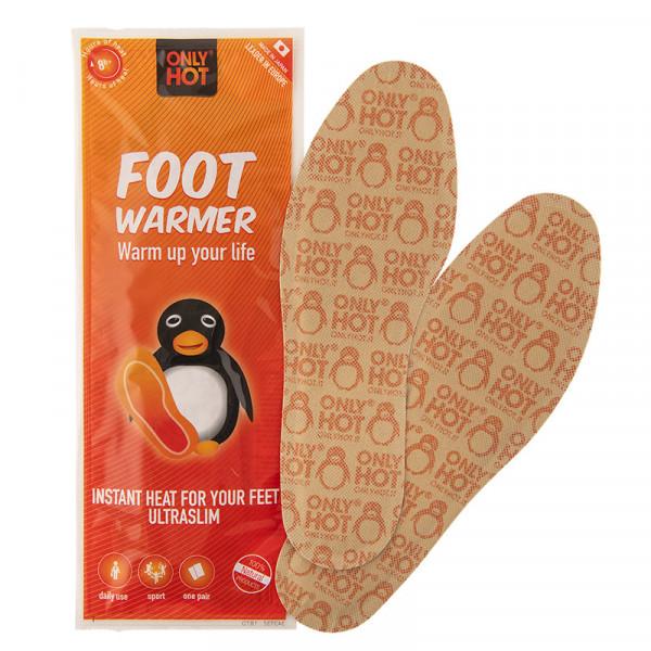 ONLY HOT® Fußwärmer
