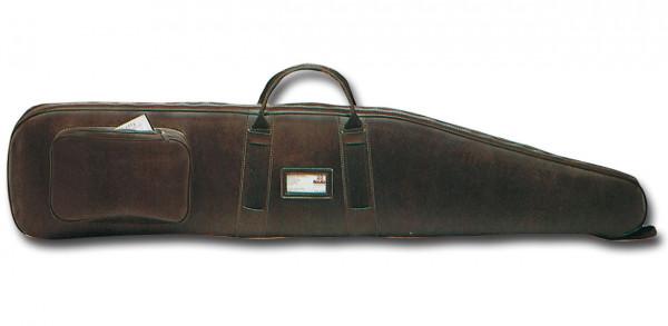 AKAH Noppenfutteral mit Tasche dunkelbraun 128 cm