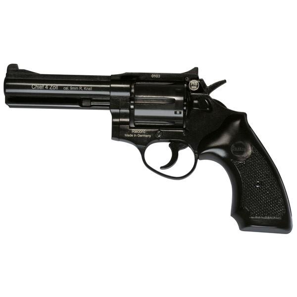 Revolver RECORD CHIEF EXKLUSIV 4 Zoll 9mm