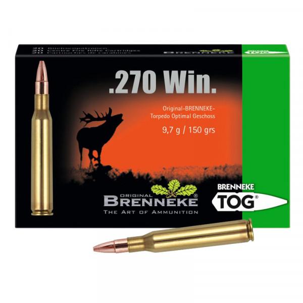 BRENNEKE .270 Win TOG