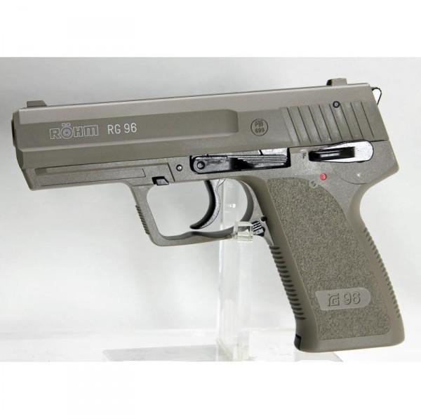 Röhm RG 96 Icon Grey Schreckschuss Pistole